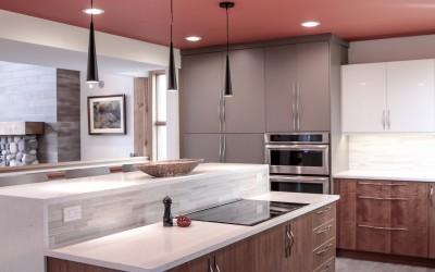 Contemporary Kitchen Renovation Mini Story
